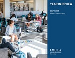 William H. Hannon Library Year in Review 2017 – 2018