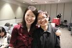 Yanjie Wang and Rachel Wen-Paloutzian by John M. Jackson